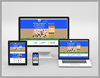 Devices website Mock-up matt