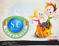 SMART CARE pre-school BACK TO SCHOOL 2015