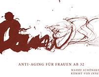Calligraphic branding