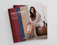 Ian's Shoes - Autumn/Winter Catalogue 2015
