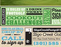Sligo Creek Golf Course - Footgolf Tournament