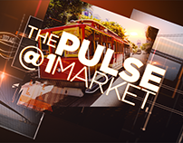 The Pulse @ 1Market open animation