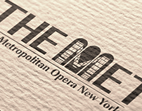 The METropolitan Opera NY
