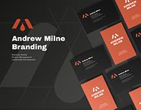 Andrew Milne Branding