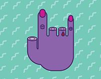 hand doodles