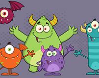 Halloween Monsters