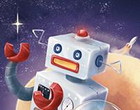 Афиша для Большого Фестиваля | Poster for Bigfest