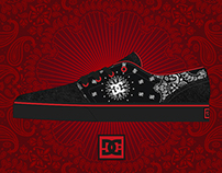 DC Trase Yours: Paisley Design