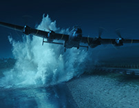 Dambusters - 75th Anniversary of Chastise Operation