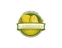 Lemonada Logo Studies