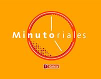 Minutoriales Galicia