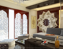 Interior & Furniture Design-Private Flat