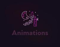Standalone Animations
