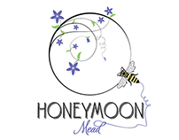 Honeymoon Mead Logo Design