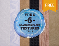 6 Free Paper Pattern Backgrounds
