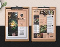 Food Menu | Restaurant Menu