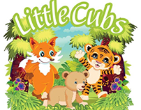 Little Cubs day nursery logo