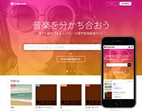 indienote -インディーズ専門音楽配信サイト-