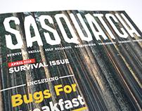 Sasquatch Magazine