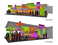 MIPIM Lounge for RIBA - 'Celebrating Architecture'