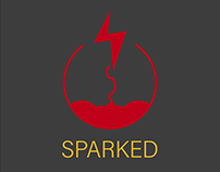 Thirty Logos Challenge #8 - Sparked