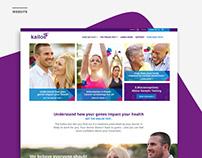 Kailos Genetics Brand Campaign
