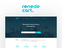 Renedecart - Creative web agency