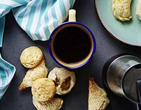 Pasteles y café #Proyectocuarentena - Panamá