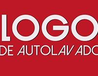 Logo de autolavado