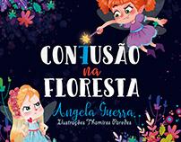 "Children Book "" Confusão na Floresta ''"