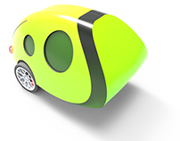 Mini Caravan - LUNDY (Concept 1)