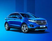 Ford Studio Campaign - Full CGI & Retouching