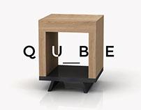 QUBE/Furniture design
