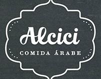Alcici Comida Árabe - Promo