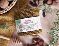 Branding and packaging of honey