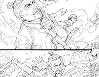 KONGFU Comics