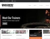 Logo : The Basement Circuit Training