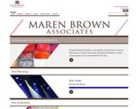 WEBSITE FOR MAREN BROWN ASSOCIATES