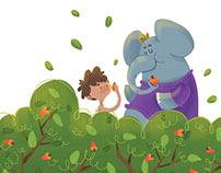 Dante & o Elefante