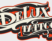 Deluxe Tattoo WebSite