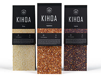 Packaging design for KIHOA