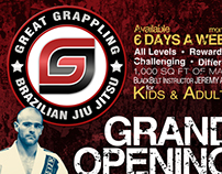 Great Grappling!