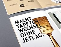 Die Einrichtungsbegeisterer | Image Broschüre Editorial
