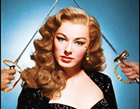 Eleanor Parker: COLORIZATION