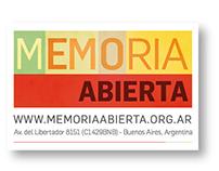 Sistema de Identidad Memoria Abierta