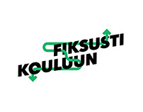 FIKSUSTI KOULUUN / Smart way to go to school