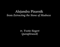 Extracting the Stone of Madness (Visual Poetry)
