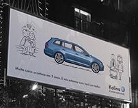 Volkswagen Kolina - 3 anos