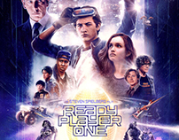 Ready Player One: Theatrical Key Art