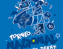 4to. Torneo Roller Derby 2015 (Colombia)